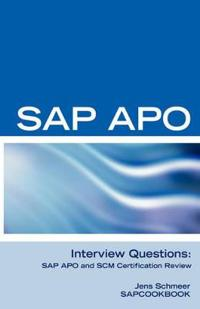 SAP APO Interview Questions, Answers, and Expalinations,