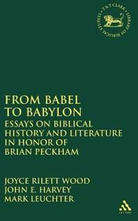 From Babel to Babylon