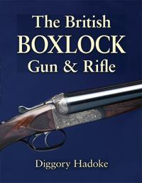British Boxlock GunRifle