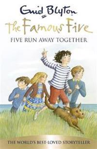 Famous five: five run away together - book 3