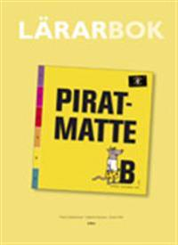 Piratmatte B Lärarhandledning