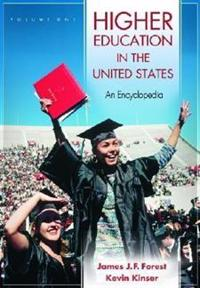 Higher Education in the United States