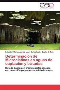 Determinacion de Microcistinas En Aguas de Captacion y Tratadas