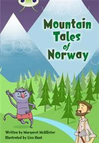 Bug Club Brown A/3C Mountain Tales from Norway 6-pack