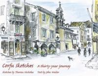 Corfu sketches - a thirty-year journey