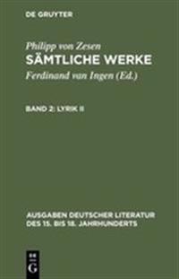 Lyrik II