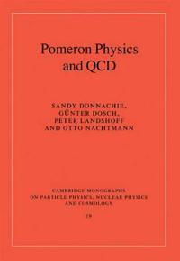 Pomeron Physics And QCD