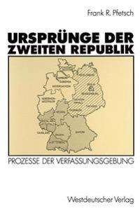 Ursprunge Der Zweiten Republik