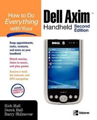 How to Do Everything with Your Dell Axim Handheld N