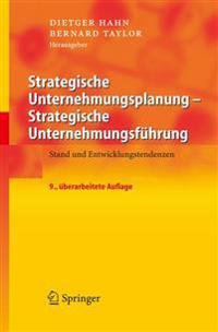 Strategische Unternehmungsplanung - Strategische Unternehmungsfuhrung
