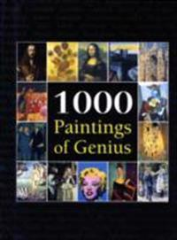 1000 Paintings of Genius
