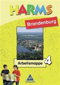 Harms Arbeitsmappe 4. Brandenburg