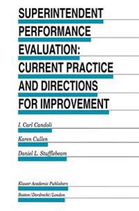 Superintendent Performance Evaluation