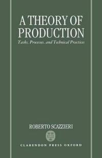 A Theory of Production