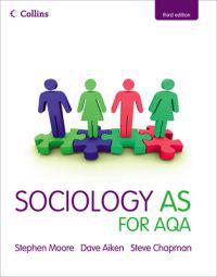 Sociology AS for AQA