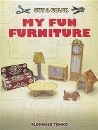 Cut & Color My Fun Furniture