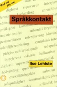 Språkkontakt
