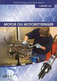 Motor og motorstyringer - Oddvar Susegg, Rolf Einar Jørstad pdf epub
