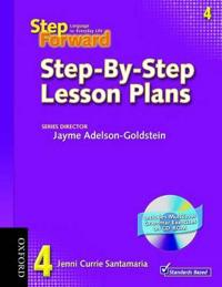 Step Forward 4 Step-by-Step Lesson Plans
