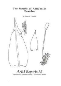 Mosses of Amazonian Ecuador