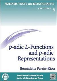 P-Adic L-Functions and P-Adic Representations