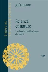 Science Et Nature: La Theorie Buridanienne Du Savoir