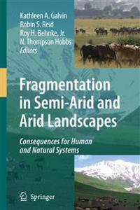 Fragmentation in Semi-Arid and Arid Landscapes