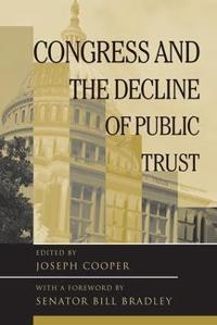 Congress and the Decline of Public Trust