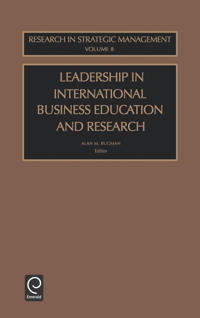 Leadership in International Business Education and Research