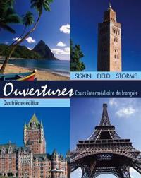 Ouvertures: Cours Intermediaire de Francais