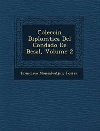 Colecci N Diplom Tica del Condado de Besal, Volume 2