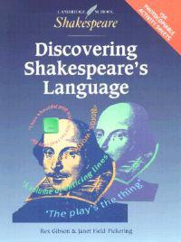 Discovering Shakespeare's Language