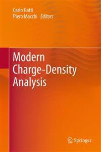 Modern Charge-Density Analysis