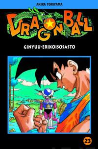 Dragon ball 23