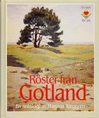 Röster från Gotland : antologi
