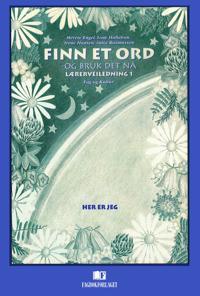 Finn et ord, og bruk det nå - Merete Engel, Lone Hallahan, Irene Hansen, Anita Rasmussen | Inprintwriters.org