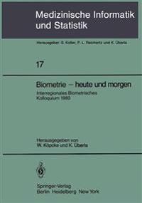 Biometrie - Heute und Morgen