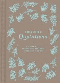 Collected Quotations