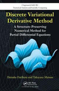 Discrete Variational Derivative Method