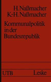 Kommunalpolitik in Der Bundesrepublik