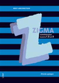 Zigma 1, 2 och 3