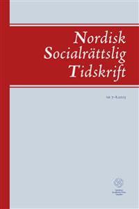 Nordisk socialrättslig tidskrift 7-8(2013)