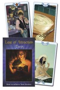 Law of Attraction Tarot [With Paperback Book]