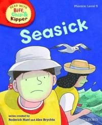 Oxford reading tree read with biff, chip, and kipper: phonics: level 5: sea