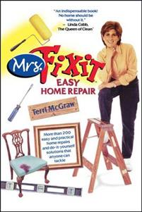 Mrs. Fixit's Easy Home Repair
