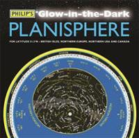Philip's Glow-in-the-Dark Planisphere (Latitude 51.5 North)