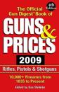 """The Official """"Gun Digest"""" Book of Guns and Prices"""