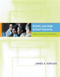Middle + High School Teaching