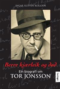 Berre kjærleik og død - Ingar Sletten Kolloen | Inprintwriters.org