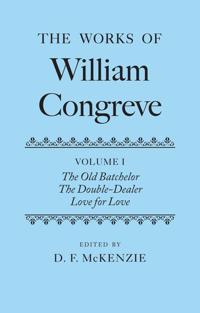 The Works of William Congreve